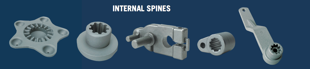 Internal Spines Signicast Design Guide