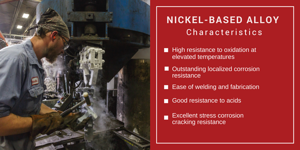 Nickel-Based Alloys | Investment Casting Metals