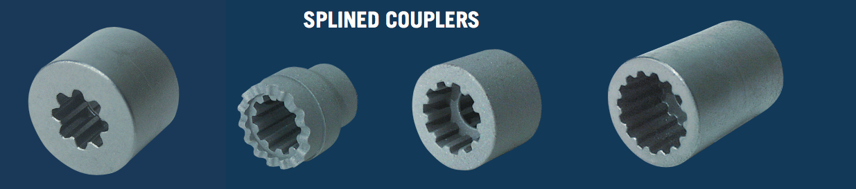 Splined Couplers Signicast Design Guide